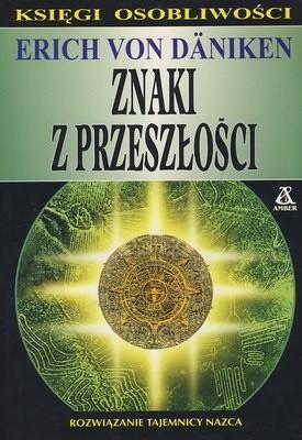 Okładka książki Znaki z przeszłości