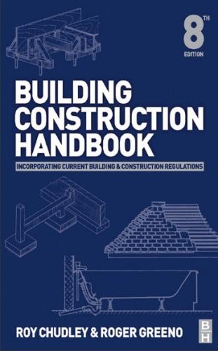 Okładka książki Building Construction Handbook