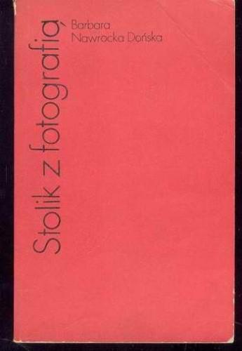 Okładka książki Stolik z fotografią