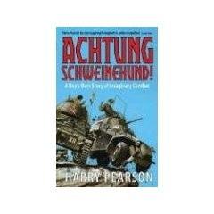 Okładka książki Achtung Schweinehund!