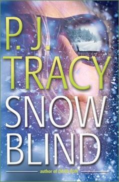 Okładka książki Snow Blind