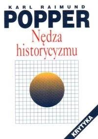 Okładka książki Nędza historycyzmu
