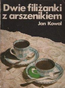 Okładka książki Dwie filiżanki z arszenikiem