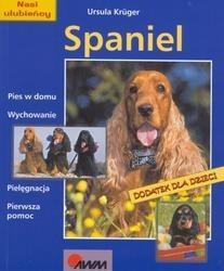 Okładka książki Spaniel