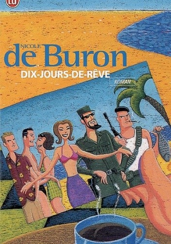 Okładka książki Dix-jours-de-rêve