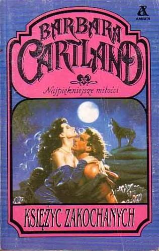 Okładka książki Księżyc zakochanych