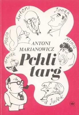 Okładka książki Pchli targ