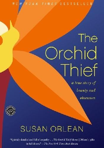 Okładka książki The orchid thief
