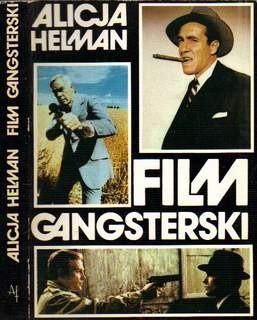Okładka książki Film Gangsterski