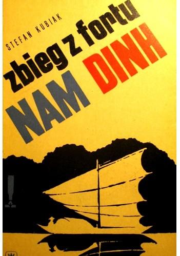 Okładka książki Zbieg z fortu Nam Dinh