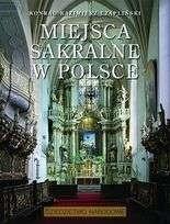 Okładka książki Miejsca sakralne w Polsce