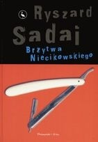 Okładka książki Brzytwa Niecikowskiego