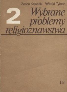 Okładka książki Wybrane problemy religioznawstwa. Tom 2