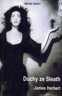 Okładka książki Duchy ze Sleath