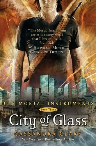 Okładka książki City of Glass