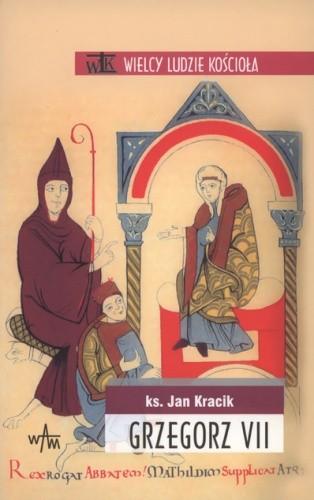 Okładka książki Grzegorz VII