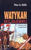 Okładka książki Watykan bez tajemnic i ciekawostki o papieżach: skarbnica anegdot