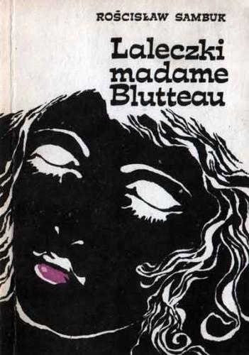 Okładka książki Laleczki madame Blutteau
