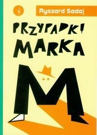 Okładka książki Przypadki Marka M