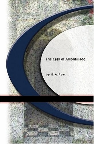 Okładka książki The Cask of Amontillado