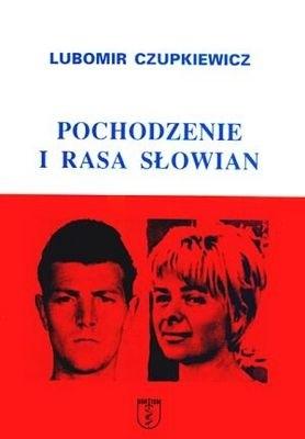 Okładka książki Pochodzenie i Rasa Słowian
