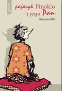 Okładka książki Pajacyk Pinokio i Jego Pan