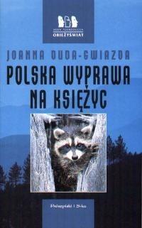Okładka książki Polska wyprawa na księżyc