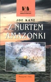 Okładka książki Z nurtem Amazonki