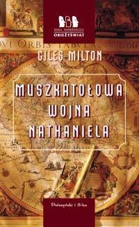 Okładka książki Muszkatołowa wojna Nathaniela
