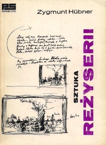 Okładka książki Sztuka reżyserii