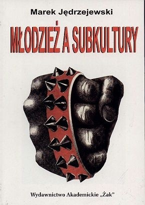 Okładka książki Młodzież a subkultury