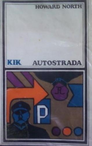 Okładka książki Autostrada