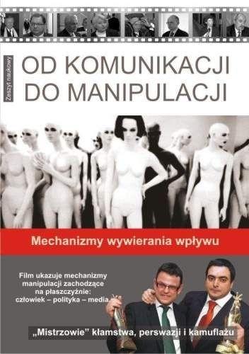 Okładka książki Od komunikacji do manipulacji