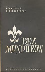 Okładka książki Bez mundurów