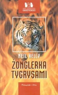 Okładka książki Żonglerka tygrysami