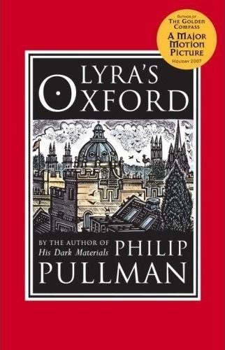 Okładka książki Lyra's Oxford