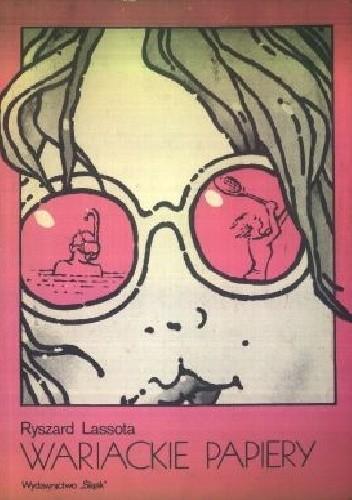 Okładka książki Wariackie papiery