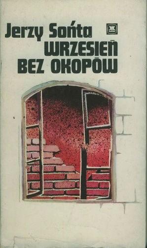 Okładka książki Wrzesień bez okopów