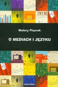 Okładka książki O mediach i języku
