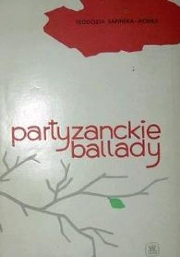 Okładka książki Partyzanckie ballady