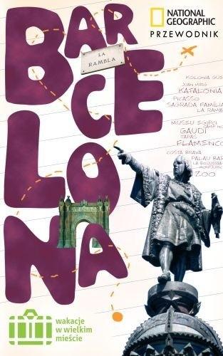 Okładka książki Barcelona. Wakacje w wielkim mieście