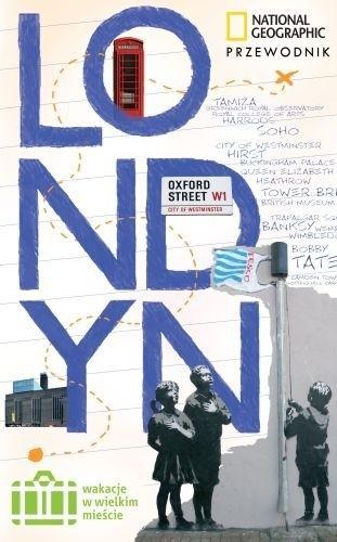 Okładka książki Londyn.Wakacje w wielkim mieście