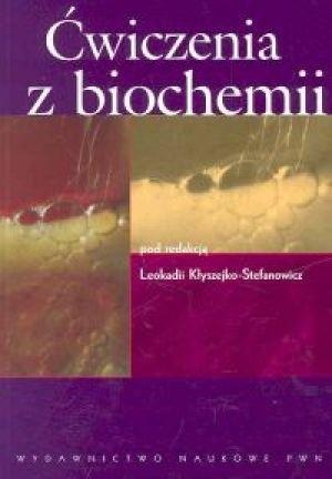 Okładka książki Ćwiczenia z biochemii