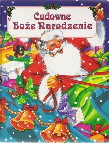 Okładka książki Cudowne Boże Narodzenie
