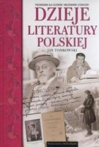 Okładka książki Dzieje literatury polskiej