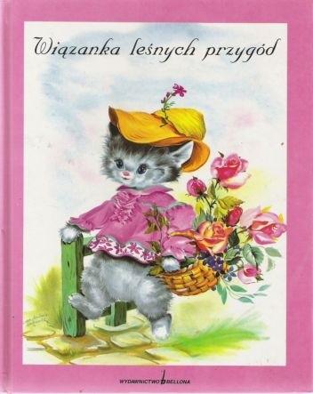 Okładka książki Wiązanka leśnych przygód