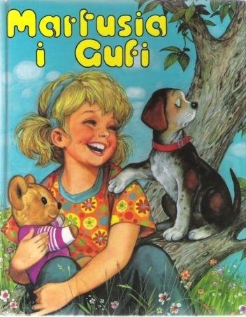 Okładka książki Martusia i Gufi tom 3