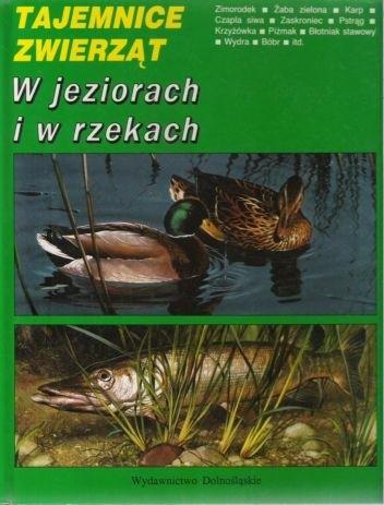 Okładka książki W jeziorach i w rzekach