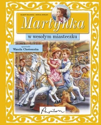 Okładka książki Martynka w wesołym miasteczku