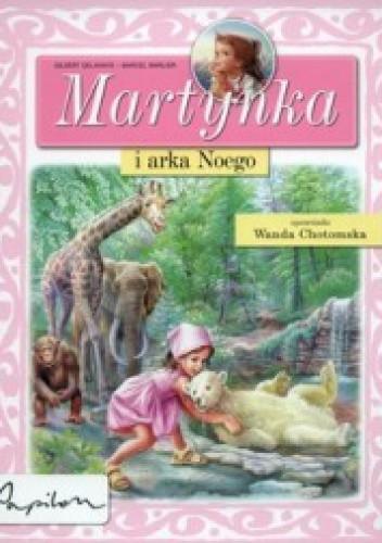Okładka książki Martynka i arka Noego